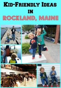 Kid-Friendly Rockland, Maine