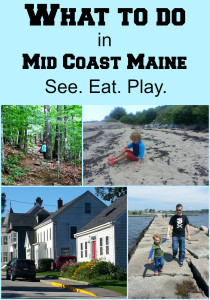 What to Do in Mid Coast Maine