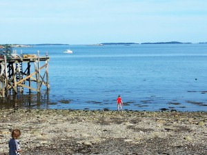 Watermans Beach Lobster mid coast Maine