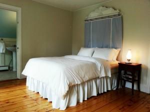 Sadler House Vacation Rental Master Bedroom