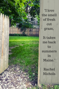 Summers in Maine are a gift! Come stay with us at Sadler House in Rockland and discover how wonderful it is, for yourself. #Maine #vacationrental #Rockland #vacation #travel #summer #quotes
