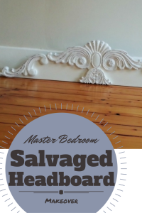 Painted salvage piece