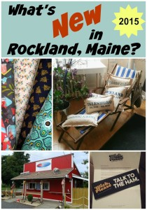 What's New in Rockland Maine