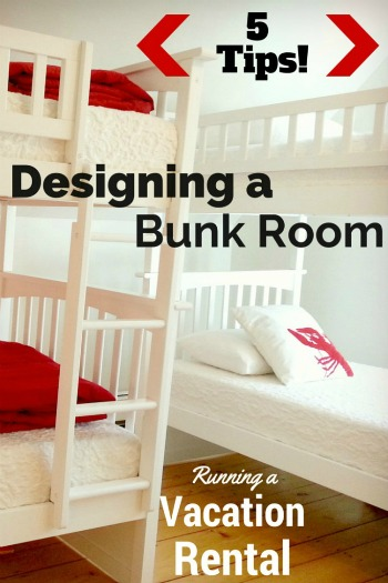 Bunk Room Design - Sadler House