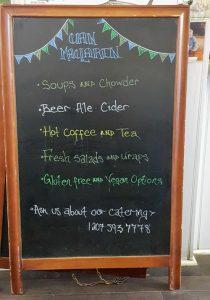 Rockland Maine Food Allergies - Clan MacLaren