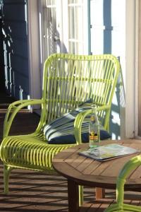 Vacation Rental Rooms - Porch in Port Aransas, TX