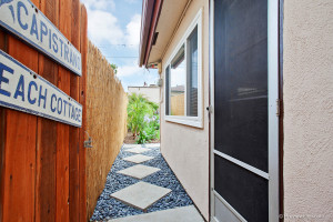 Vacation Rental Rooms - Capistrano Beach Cottage