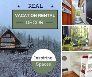 Vacation Rental Decor - Inspiring Spaces
