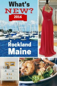 New in Rockland - 2016