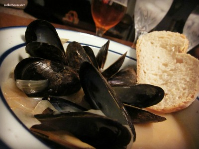 Mussels Recipes - Sadler House