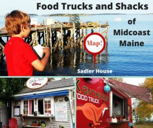 Midcoast Maine Trucks and Shacks