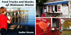 Food Trucks and Shacks of Midcoast Maine