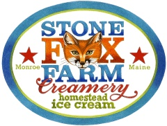 Midcoast Maine Food Shacks and Trucks - Stone Fox Farm Creamery