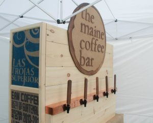 Midcoast Maine Food Trucks and Food Shacks - The Maine Coffee Bar