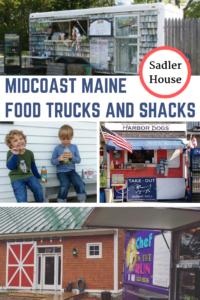 Midcoast Maine Food Trucks and Shacks