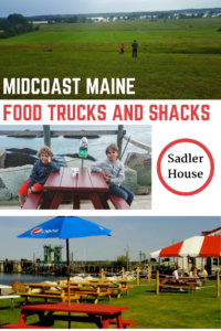 Midcoast Maine Food Trucks and Shacks