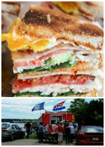 Midcoast Maine Food Trucks - 'Wich, Please