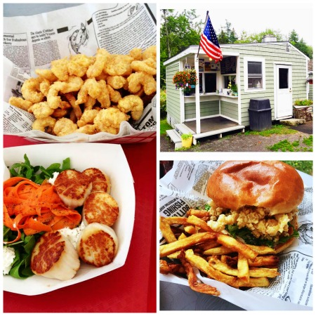 Midcoast Maine Food Trucks and Food Shacks - Drift Inn Canteen