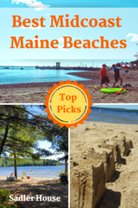 Best Midcoast Maine Beaches
