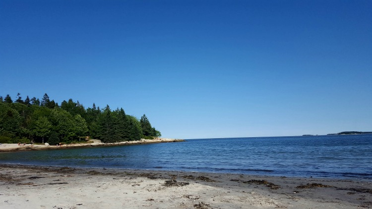 Midcoast Maine Beaches - Birch Point State Park
