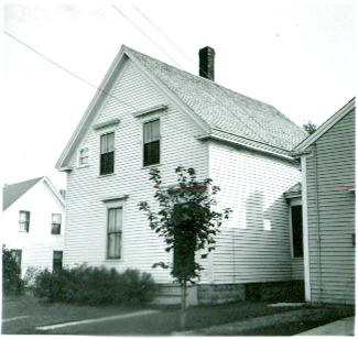 Sadler House Maine 1940