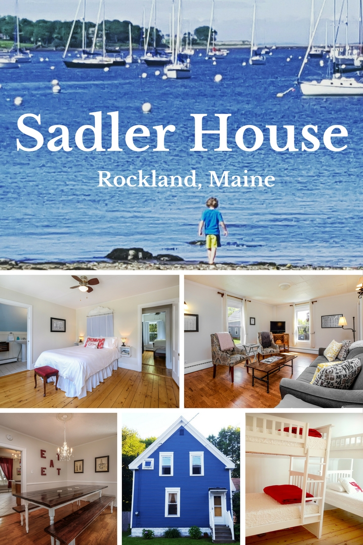 Midcoast Maine Vacation Rental