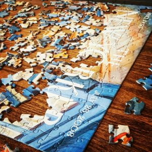Vacation rental maintenance means puzzles with their pieces