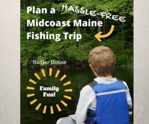 Midcoast Maine Fishing Trips Made Easy