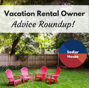 Pro tips for planning, furnishing, and running your vacation rental including DIY tutorials and printables! #vacationrental #business #DIY #tips #tutorials #advice