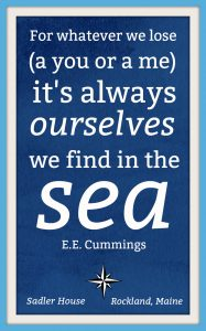 How long has it been since you found yourself by the sea? Reserve a few days or a week with us this year!