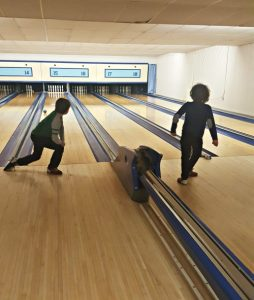 Maine Spring Fun - Oakland Park Bowling in Rockport
