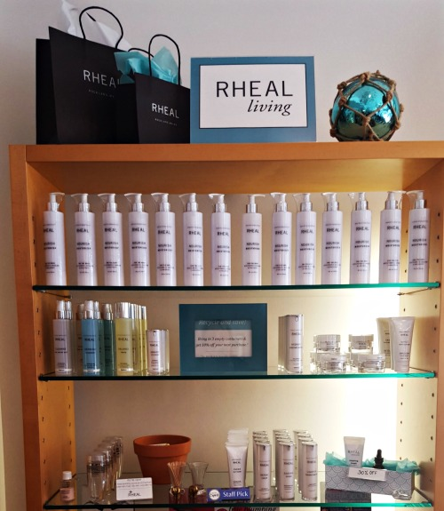 Rheal Day Spa - Maine Spring Fun