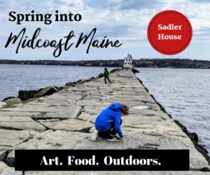 Maine Spring Break in Rockland