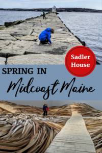 Maine Spring Break in Rockland